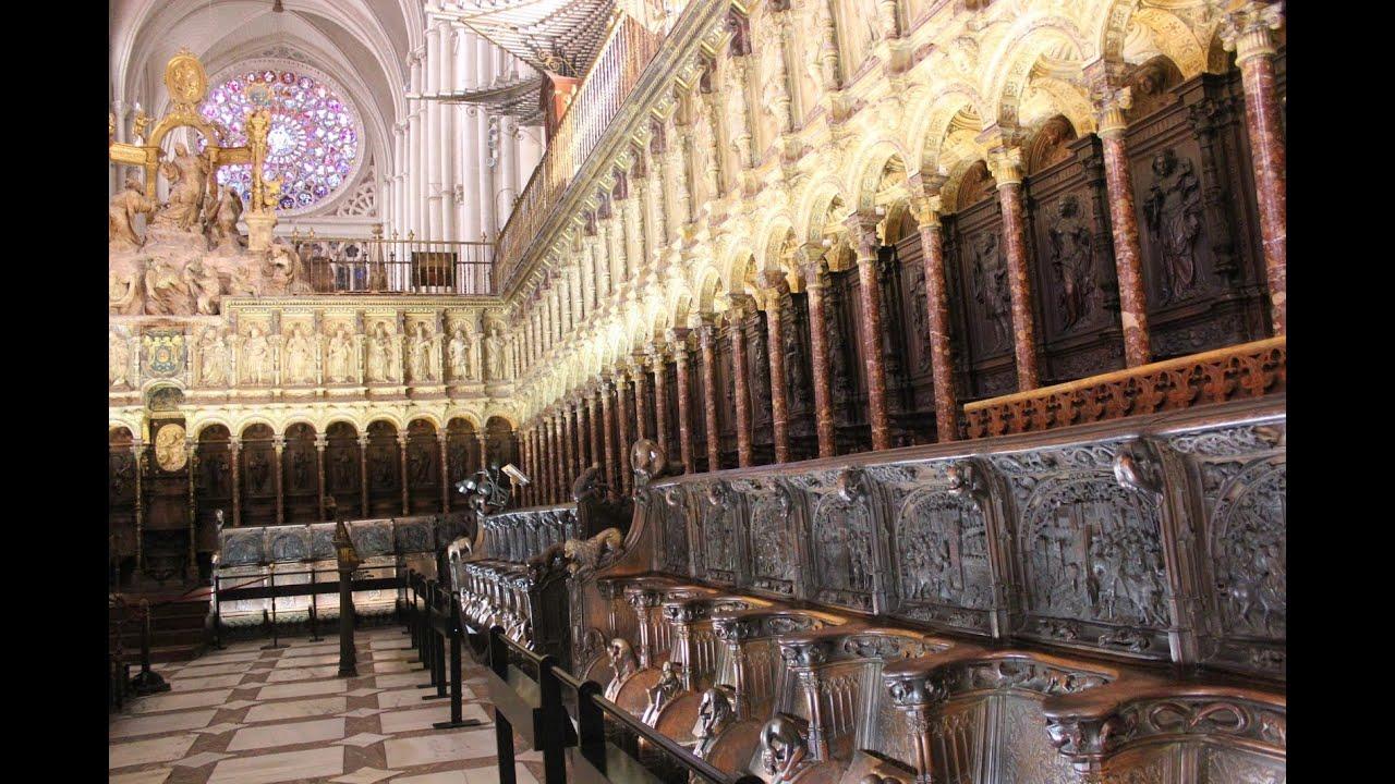 Catedral De Toledo Parte 3 Hd Youtube