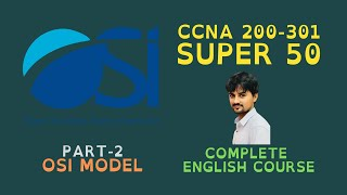 2. Free CCNA (NEW) | OSI Model | TCP/IP Model | CCNA 200-301 Complete Course in English