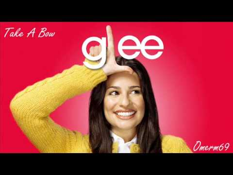 Glee Cast - Take A Bow (HQ)