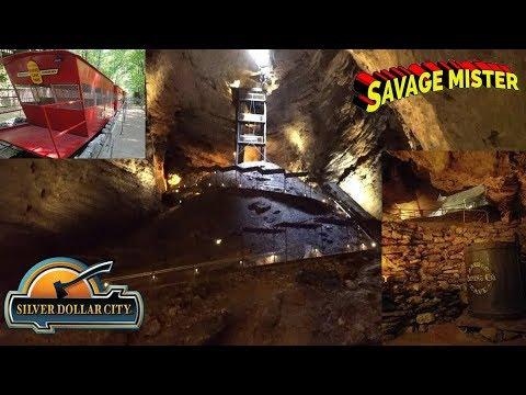 Silver Dollar City - Marvel Cave Tour