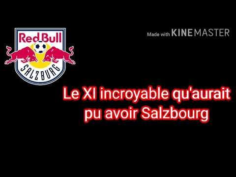 Le XI qui aurait permis à Salzbourg d'aller loin en Ligue des champions