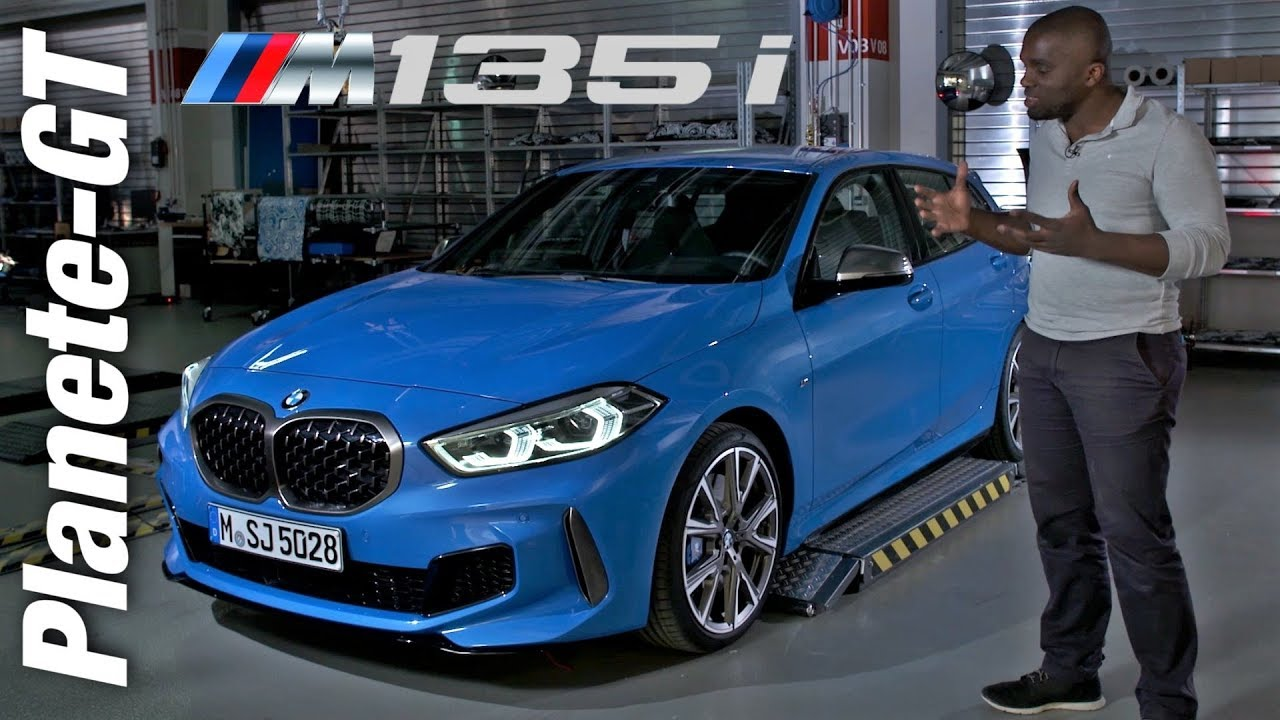 Bmw 1 Series 2019 M135i Walkaround