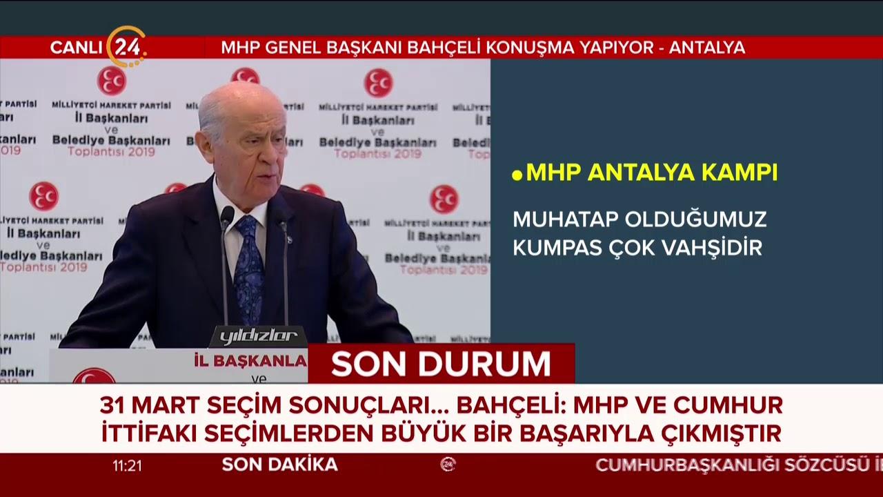 Bahçeli'den İyi Parti'ye salvolar: PKK ile, FETÖ ile aynı emellere sahip olması gayrimilli...