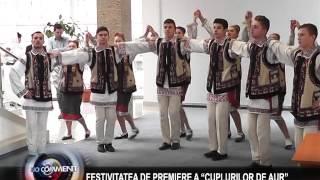 ZIUA NATIONALA A ROMANIEI LA PASCANI:  FESTIVITATEA DE PREMIERE A CUPLURILOR DE AUR