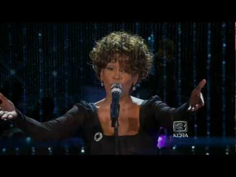 Whitney Houston   I Didn't Know My Own Strength Live Oprah Winfrey's show 15 09 2009