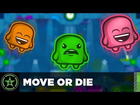 Let's Play – Move or Die