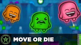 Let's Play - Move or Die
