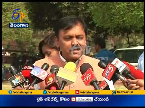 TDP Failed in Administration at AP | Because They allegations on Central Govt | GVL Narasimha