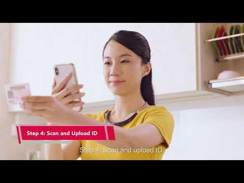 Fast & Easy Self-Registration With Singtel Prepaid