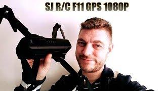 SJRC C F11, UN DRONE CON GPS, BRUSHLESS PLEGABLE CON ESTETICA BRUTAL