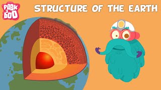 Structure Of The Earth | The Dr. Binocs Show | Learn Series For Kids