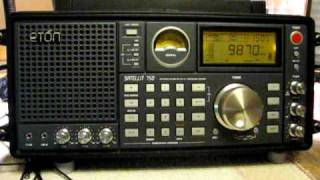 All India Radio (Vividh Bharati) 9870 kHz. 10.12.2010.