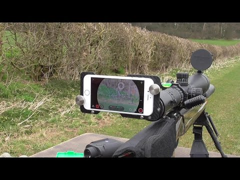 iphone Rifle Scope Mount.