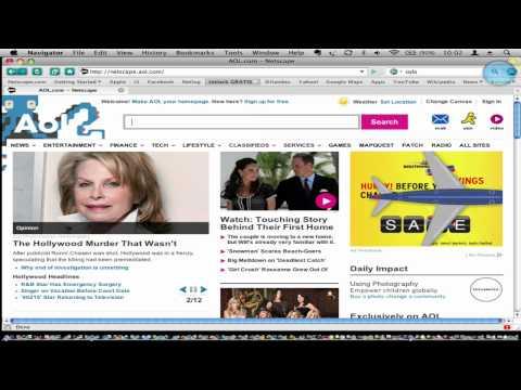 MacOS-Browser Alternativen (G4)