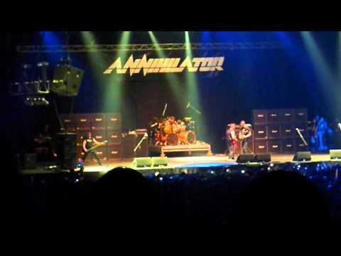 Annihilator - Ultra-Motion @ The Metal Fest, Santiago de Chile, 28-04-2012 mp3