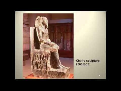 Egyptian sculpture, 2014