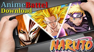 Naruto Shippuden MUGEN 2019 || Download For Android | Anime Games