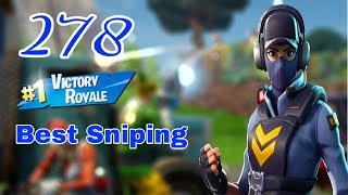 278 Win With 11Kills ||Best Fortnite Sniping|| Fortnite Pro Mobile player