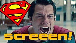 SUPERMAN Sequel GESTORBEN?! | SCREEEN! #News