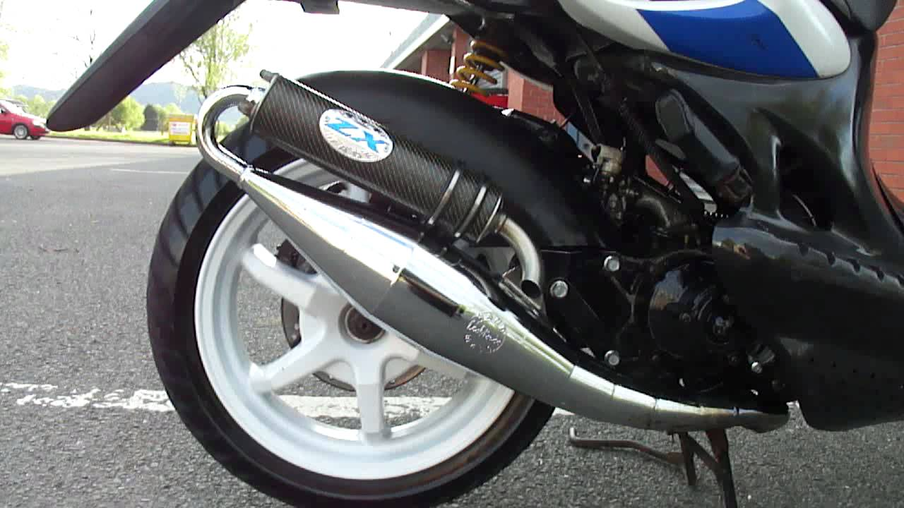 small resolution of 2001 suzuki ay50 wrk1 katana r lc rare scooter moped fast ped tax mot v5 gc youtube
