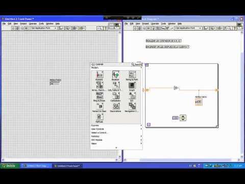 Labview - Uso de Shift Register [PARTE 1]