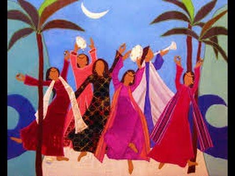 Resultado de imaxes para danza hebrea de pañuelos dibujo