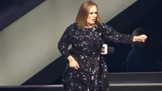 Скачать Adele Rumour Has It Live From Boston 09 14 2016