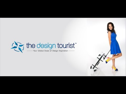The Design Tourist TV Show Sizzle Reel 2016