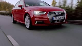erik arnesen bryn presenterer facelift 2017 audi a3 e tron
