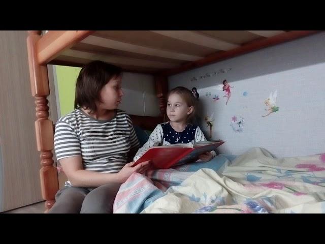 Изображение предпросмотра прочтения – АннаШипилова читает произведение «Лиса и Тетерев» (Русский фольклор )