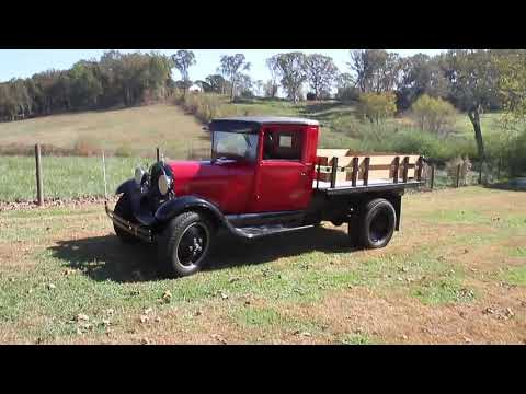 1930 Ford Model A AA Truck For Sale