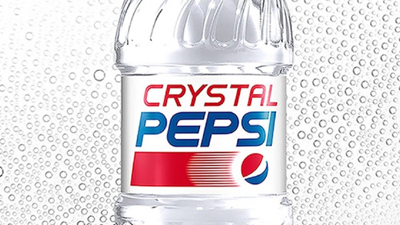 why crystal pepsi was a total flop youtube