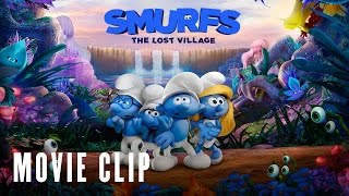 Smurfs: The Lost Village - Poached Egg Clip - At Cinemas Now