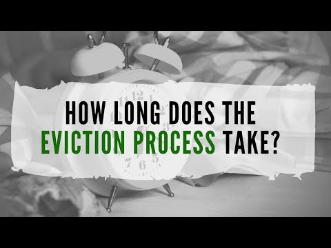 How Long Does the Eviction Process Take in Columbia, SC? Property