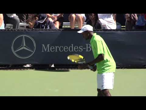 2010 US Open Qualifying Tournament: Strode's Magical Ride Ends