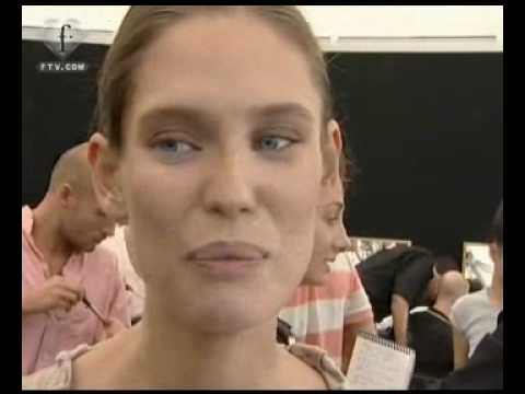 Bianca Balti talks on Fashion tv