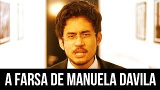 A farsa de Manuela d'ávila