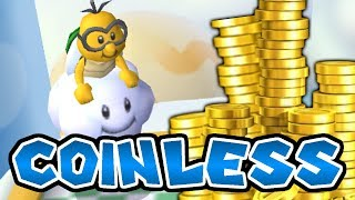 New Super Mario Bros Wii COINLESS Challenge (World 7)