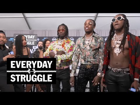 Things Get Heated Between Migos, Joe Budden, and DJ Akademiks at the BET Awards | Everyday Struggle Mp3