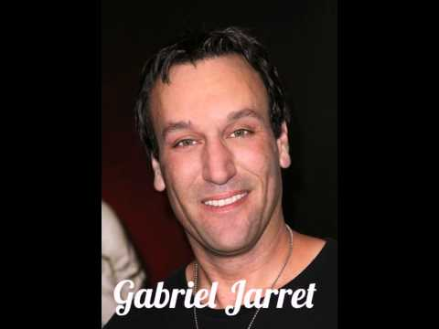 Gabriel Jarret @ www.realcelebrityringtones.com celebrity ringtone