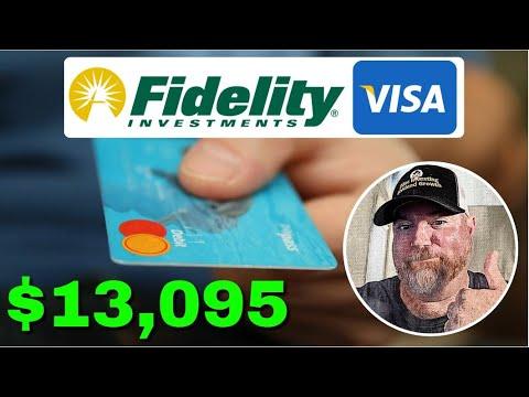 Retire On Credit Card Rewards? | Fidelity Rewards Visa Signature Card | Life Hack