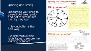 What can you do as parents to support your child during Year 11