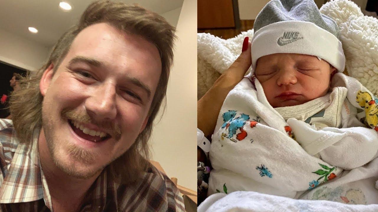 Morgan Wallen Surprises Everyone: He's A Dad!