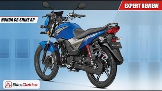 Honda CB Shine SP | Expert Review | BikeDekho