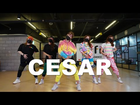 [ILOVEDANCE] ZUMBA  /  Cesar Black M - Ft. GIMS  /  CINDY