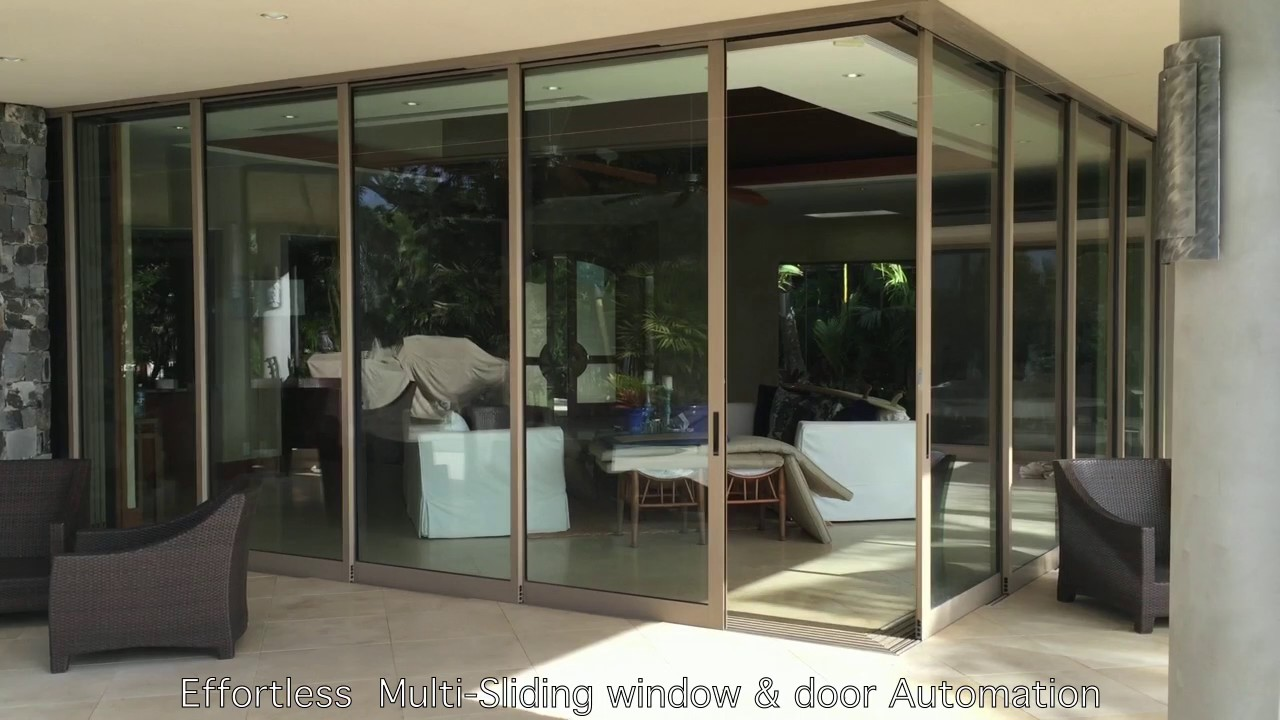 DOORS IN MOTION - Automated sliding door systems & DOORS IN MOTION - Automated sliding door systems - YouTube Pezcame.Com