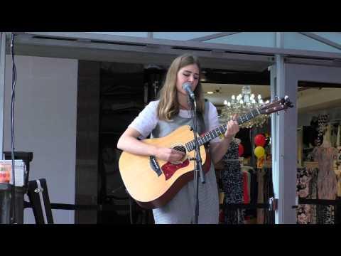 Clea | Queen St Mall Brisbane 13th Sept 2015 - 2/5