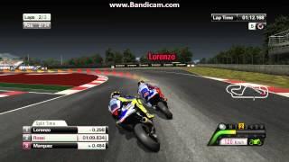 MotoGP 13   Catalunya gameplay - Valentino Rossi   by Milda PC HD