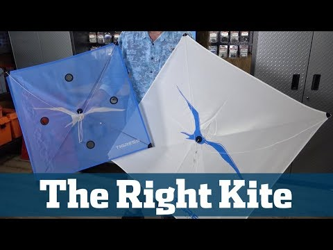 How To Pick The Right Kite - Florida Sport Fishing TV