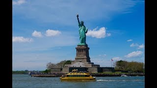 We Visit The Statue Of Liberty